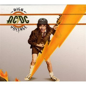 ACDC - High Voltage - Edition digipack remasteris?? (inclus lien interactif vers le site AC/DC) - Zortam Music