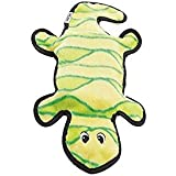 Outward Hound Kyjen  32072 Invincibles Gecko Yellow and Green 4 Squeaker