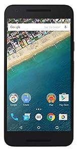LG H791 Smartphone portable débloqué 4G (Ecran: 5,2 pouces - 32 Go - Nano-SIM - Android) Noir