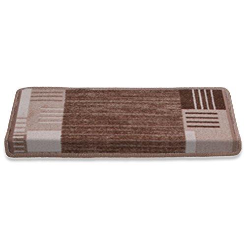 stufenmatten mit zeitloser musterung beige qualit tsprodukt aus deutschland gut siegel. Black Bedroom Furniture Sets. Home Design Ideas