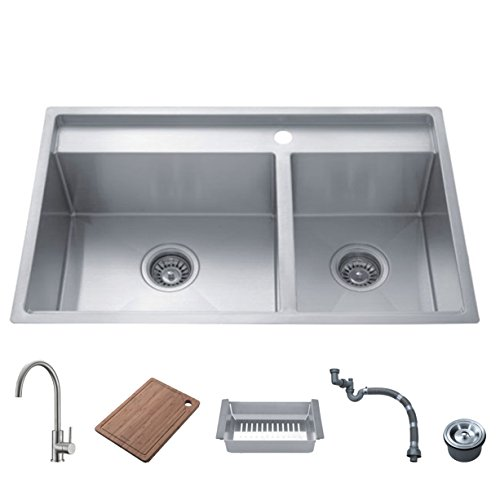 how do I get Bathkitchen Bk6303 30-Inch 18-Gauge Stainless ...