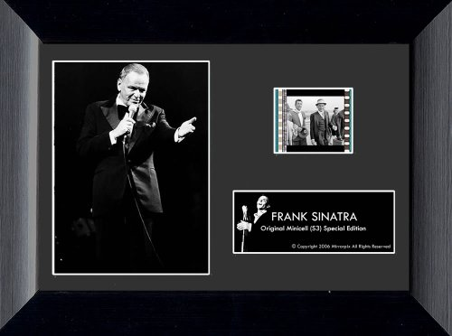 Buy Low Price Film Cells Frank Sinatra (S3) Minicell Film Cell Figure (B002EX87UQ)