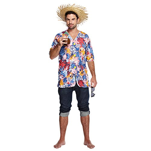 Tourist Hawaiian Shirt