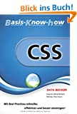 Basis-Know-how CSS