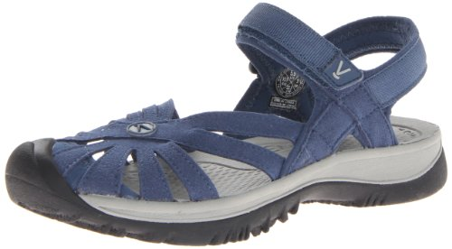 Keen Rose Sandal, Sandali sportivi donna Blu Ensign Blue / Neutral Gray, Blu (Ensign Blue / Neutral Gray), 35.5