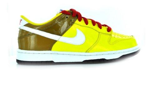 d945e4f0912d4e Nike Dunk low pro retro basketball shoes 310569-711 details