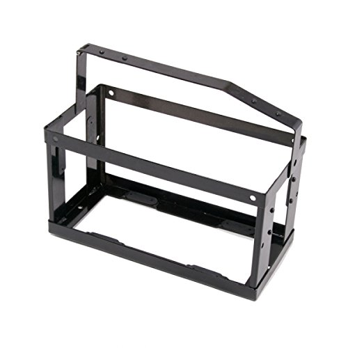 Wavian USA JC0010HV Authentic NATO Steel Jerry Fuel Can Holder Single (10 Litre) (Jeep Jerry Can Holder compare prices)