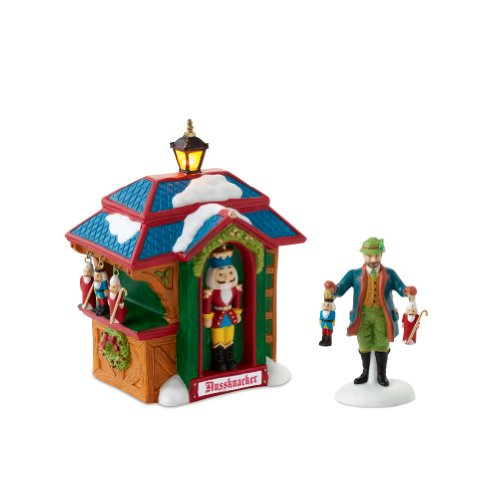 Department 56 alpine village annual celebrate the holiday for Alpine cuisine fine porcelain