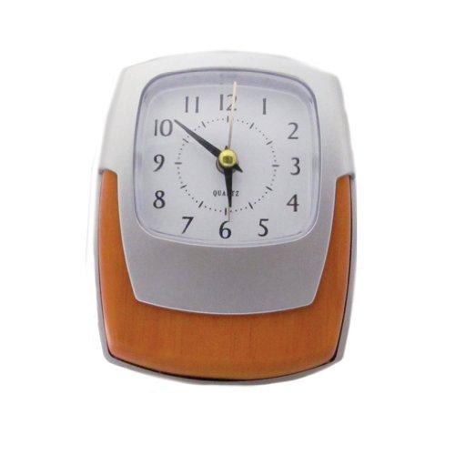 Hanslin Executive Analog Desk Top Alarm Clock