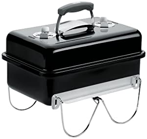 weber 1131004 go anywhere kohle grill garten. Black Bedroom Furniture Sets. Home Design Ideas