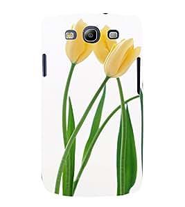 printtech Flower Tulip Back Case Cover for Samsung Galaxy S3 Neo / Samsung Galaxy S3 Neo i9300i