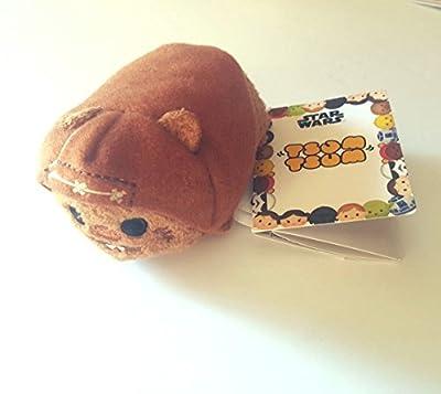 Mini Tsum Tsum Wicket The Ewok Star Wars Plush Toy