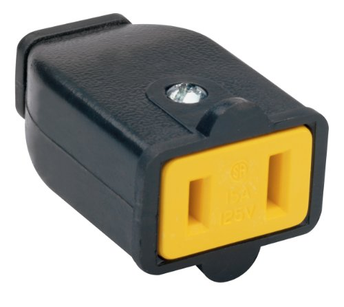 NEW Commercial Straight Blade Connector Plug 5-20R PASS /& SEYMOUR Residential