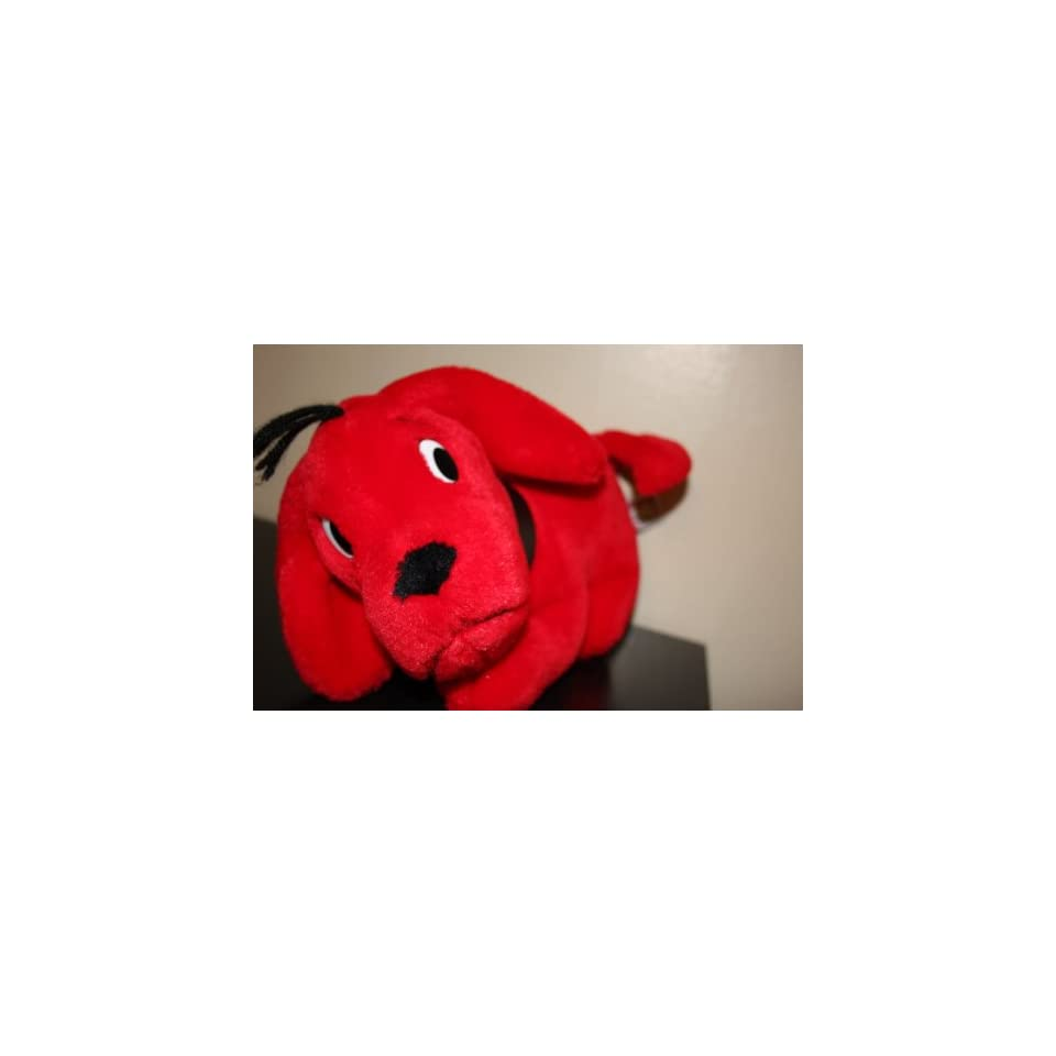 Clifford the Big Red Dog Stuffed Animal Plush Character Toy
