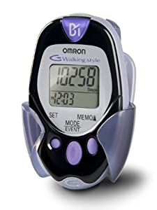 Omron HJ-720ITC Pocket Pedometer with Advanced Omron Health Management Software by Omron Healthcare, Inc.