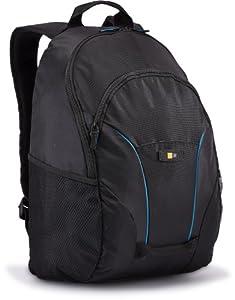 Case Logic Sport BPCB115K Sac à dos en nylon pour Ordinateur 15,6''/iPad/Tablette Noir