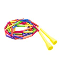 Buy Beaded Double Dutch Jump Ropes - Economy by BuyJumpRopes.net