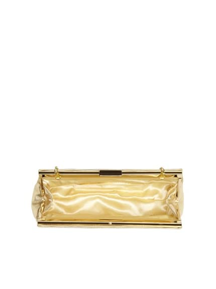 Ingrapel Women's Arthad Metallic Clutch