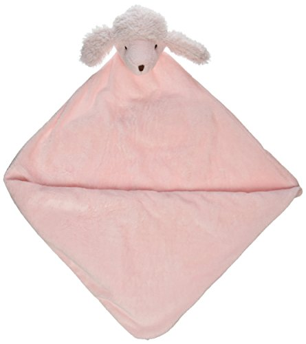 Angel Dear Napping Blanket, Pink Poodle