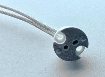 MR16 Round Sockets for LED SMD Halogen Low Voltage Project Application