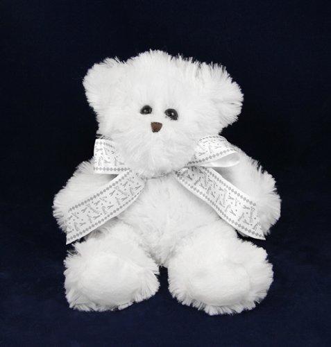 Gray Ribbon Awareness Teddy Bears (12 Teddy Bears)