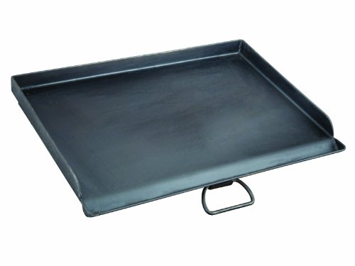 Camp Chef Pro Griddle SG90-Covers Left 2 Burners on a 3 Burner Stove (Camp Chef Fry compare prices)