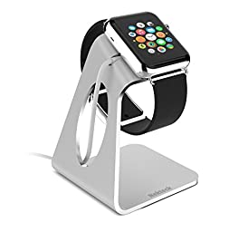 Apple Watch Stand, Nekteck® Aluminum Apple Watch Charging Stand Station Dock Platform for 38/42mm Standard / Sport / Edition All Models