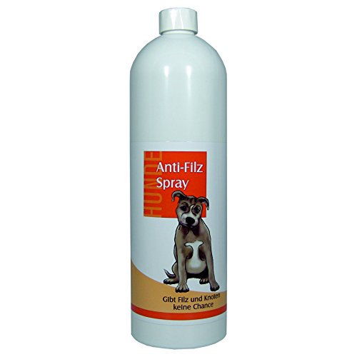 Artikelbild: Anti Filz 1000 ml für Hunde