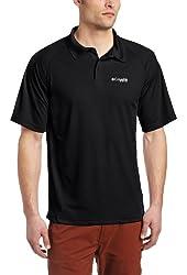 Columbia Men's Terminal Tackle Short-Sleeve Polo Shirt