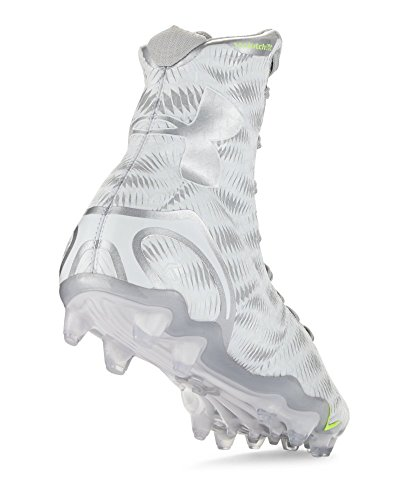 Under Armour Stock Quote Today: Under Armour Men's UA Highlight MC Football Cleats 8 White