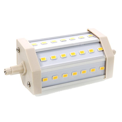 Hqs R7S 85-265V 8W 750-800Lm 21Led 2800K Warm White Light Dimmable Corn Light