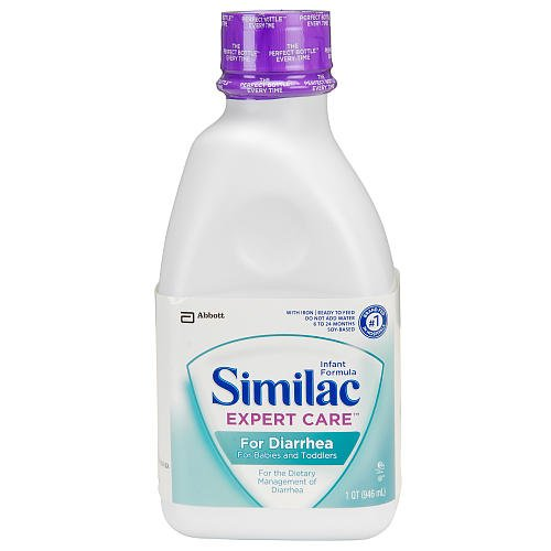 Similac Expert Care- Isomil DF Soy Formula For Diarrhea, Infant Formula, 32 fl oz Bottle - 1
