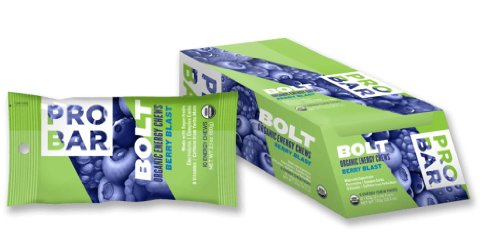 Pro Bar Bolt Organic Energy Chews