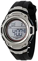 Armitron Men's 408108BLK Chronograph Black Digital Sport Watch by Armitron