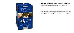 Choose Compagnia dell' Arabica - Nespresso Compatible Capsules - Arabica & Ginseng - 10 caps / box = 30 caps (TOTAL) from Compagnia dell' Arabica - Corsini S.p.A.