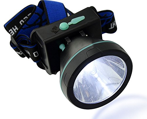 Globalstore Highlight Adjustable Base Headlamp 2 Modes 35W 800 Lumen Rechargeable LED Headlight Head Lamp for Camping Hiking Hunting Fishing  (white light) (35 Watt 18650 compare prices)