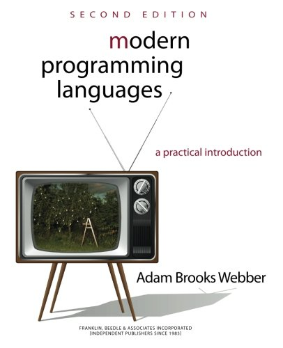 Modern Programming Languages: A Practical Introduction...