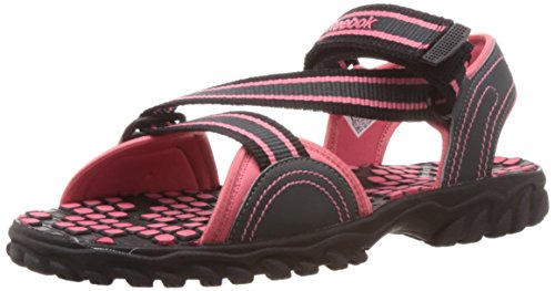 Reebok Women's Active Gear Lp Gravel and Pink Water Shoes - 5 UK