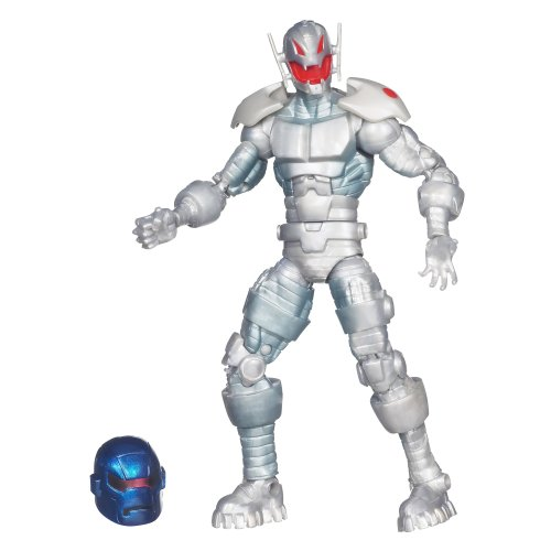 Marvel Iron Man Ultron Figure 6 Inches (Ironman Action Figures 3 Inches compare prices)