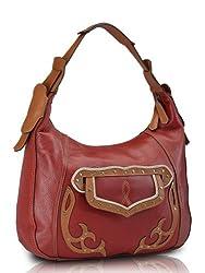Phive Rivers Womens Jolie Handbag Red