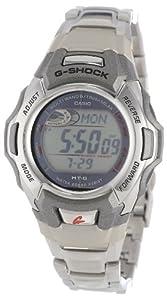 Casio Men's MTGM900DA-8 G-Shock Stainless Steel Multi-Function Digital Watch
