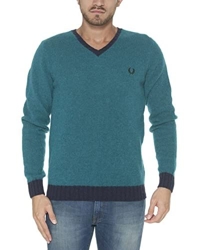 Fred Perry Jersey Verde