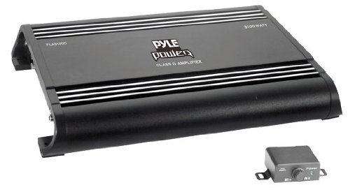Pyle Pla3100D - 3100 Watt Monoblock Class-D Amplifier (Discontinued By Manufacturer)