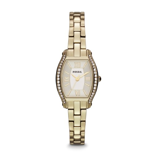 Fossil Women's Quartz Watch Molly ES3286 with Metal Strap
