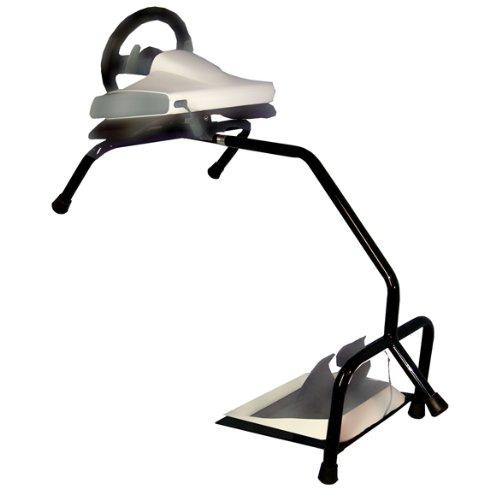 Regular Xlerator Wheel Stand W/Microsoft Xbox 360 Adapter