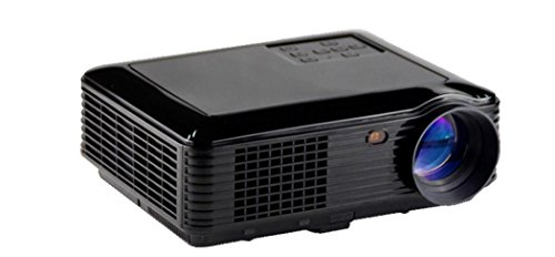 Skmei-Hightest-1280x800-3500-Lumens-Contrast-Ratio-20001-LED-Projector-Home-Theater-3D-HD-1080P-Business-YPbPr-TV-HDMI-Input-USB-VGA-Port-3-in-1-AV-In-Multi-languageBlack