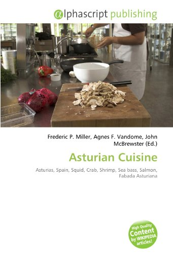 Fabada asturiana image for Asturian cuisine
