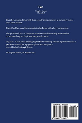 Naughty Shorts: Threeplay!: Volume 3