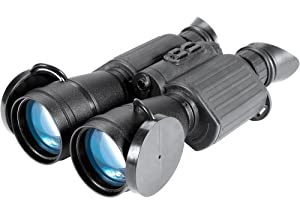 Armasight Spark-B Dual Tube 4X Night Vision Binocular (CORE IIT, 60-70 lp mm) by Armasight