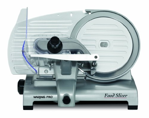 Take Waring Fs1000 8.5-Inch Professional Food Slicer compare